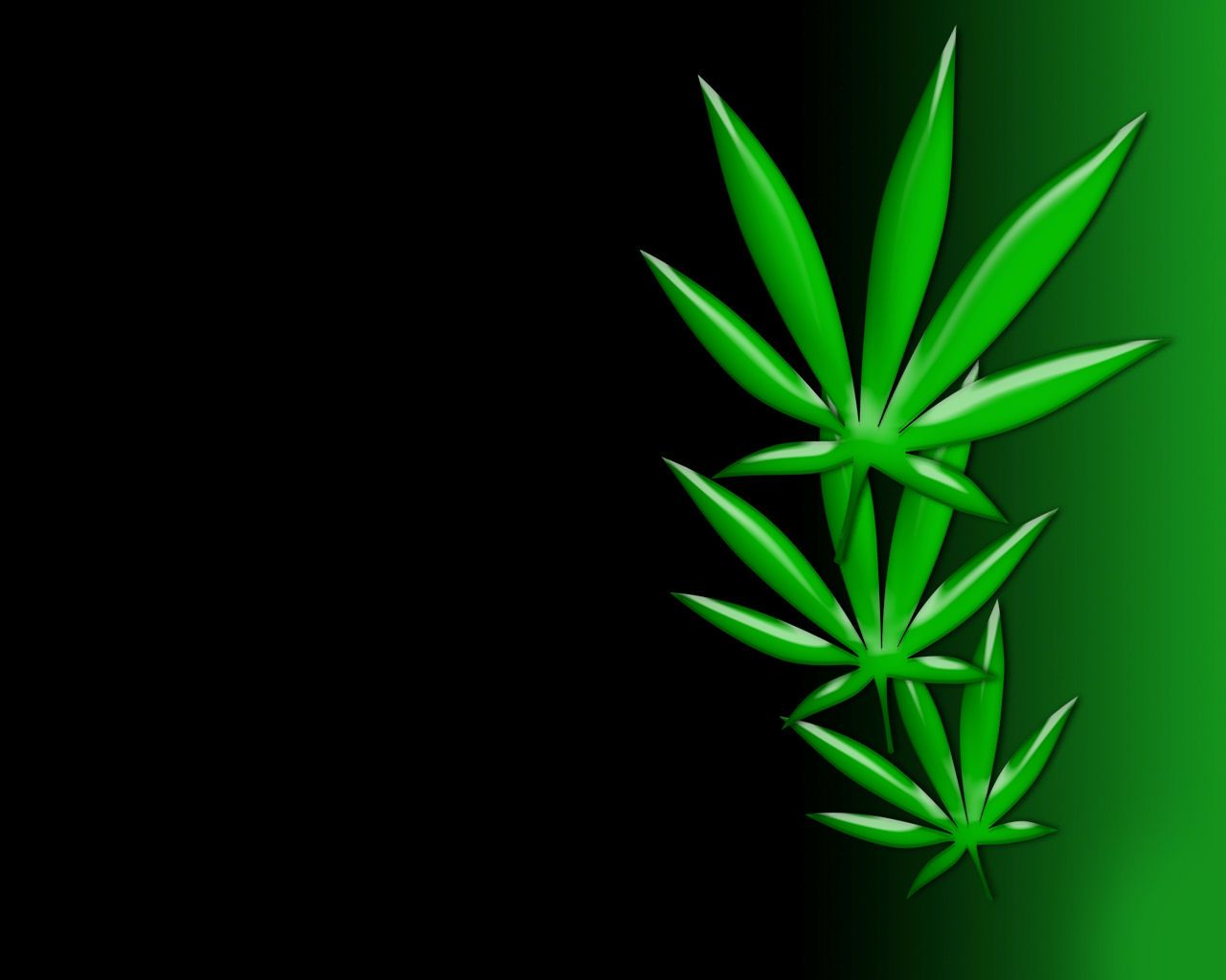 cannabis plant wallpaper black - photo #43
